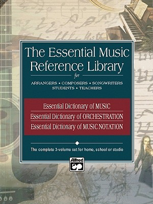 Essential Music Reference Library By Black, Dave/ Gerou, Tom/ Harnsberger, L. C./ Lusk, Linda